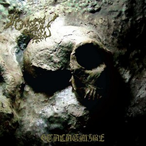 Cauldron Black Ram Stalagmire