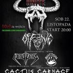 Death 'n Thrash Unite w Krakowie