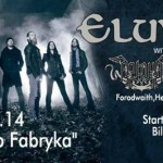Fotorelacja – Folk Fest 2014: Eluveitie, Skálmöld, Arkona, Percival Schuttenbach; Kraków, Klub Fabryka; 27.11.2014