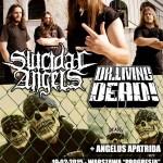 Suicidal Angels oraz Dr. Living Dead na dwóch koncertach w Polsce