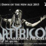 """The Dawn of the New Age Tour 2015"" czyli Satyricon ponownie w Polsce"