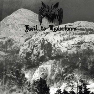 Witchblood Hail to Lyderhorn