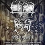 XXV Years Ov Hell: Deadthorn, Devilish Impressions, Beheaded, Christ Agony; Wydział Remontowy, Gdańsk; 02.03.2015