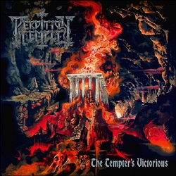 Perdition Temple  The Tempter's Victorious