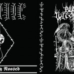 """Black Witchery / Revenge """"Holocaustic Death March to Humanity's Doom"""""""