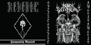Black Witchery Revenge  Holocaustic Death March to Humanity's Doom