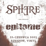 MIndless Mass Tour: Sphere, Epitome, Slaves of Evil, Atropine; Klub Vinyl; 21.06.2015