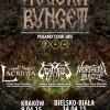 Negură Bunget, Lacrima, Northern Plague i Grimegod; Kraków, Klub Rotunda; 09.04.2015