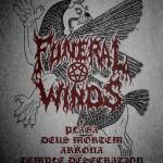 Funeral Winds, Deus Mortem, Arkona, Plaga, Temple Desecration; Klub Liverpool, Wrocław; 06.06.2015