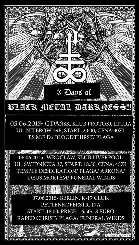 Plaga - Bloodthirst - TSMED