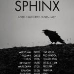 Fotorelacja z Obscure Sphinx, Spirit, Butterfly Project; Katowice, Prokultura; 15.05.2015
