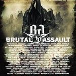 Brutal Assault XX; Josefov, Czechy; 5 – 8 sierpnia 2015