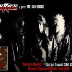 Kompilacja Meliah Rage końcem sierpnia