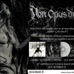 Nowy album Non Opus Dei za miesiąc
