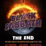 Black Sabbath; Kraków, Tauron Arena; 02.07.2016