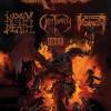 Deathcrusher Tour 2015: Herod, Voivod, Napalm Death, Obituary, Carcass; B90, Gdańsk; 11.11.2015