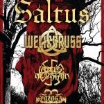 Slavic Pagan Fest vol. II: Saltus, Welicoruss, Azel's Mountain, Pożoga; Wrocław, Klub Liverpool, 20.11.2015