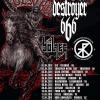 Deströyer 666, Bölzer, Trepaneringsritualen; Wrocław, Klub Firlej, 11.04.2016