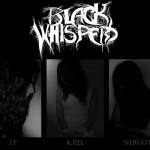 Kolejna płyta Black Whispers