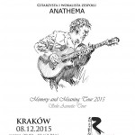 Daniel Cavanagh zaprasza na koncerty w Polsce