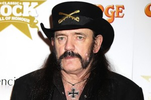 LONDON, UNITED KINGDOM - NOVEMBER 13: Lemmy Kilmister of Motorhead attends the Classic Rock Roll of Honour at The Roundhouse on November 13, 2012 in London, England. (Photo by Jo Hale/Getty Images)