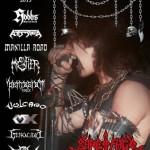 """Oldschool Metal Maniac"" zine #8"