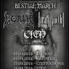 Bestial March vol. II: Hellspawn, Cień, Jarun, Serpent Seed; Wrocław, Ciemna Strona Miasta, 22.04.2016