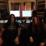 Dark Funeral w studio
