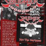 Demo Slaughter wznowione na kompakcie