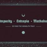 Beyond the Monolith Tour: Ampacity, Merkabah, Entropia; Wrocław, Klub Firlej; 08.04.2016