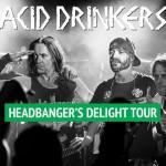 Acid Drinkers, Madvision, Silent Jester; Rzeszów, Klub Pod Palmą, 22.04.2016