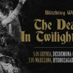 Blitzkrieg Witchcraft 2016: In Twilight's Embrace, The Dead Goats, Coffinfish; Rzeszów, Klub Vinyl; 08.05.2016
