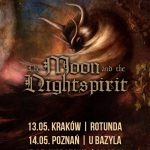 The Moon and the Nightspirit (neofolk) już od dziś na trzech koncertach w Polsce!
