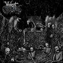 Violent Scum  Festering in Endless Decay