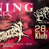 Burning the Masses: Crystalepsy, Disorder, Oblivion; Jelenia Góra, Klub Alternatywa; 28.05.2016
