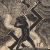 Southern Discomfort #39: Aluk Todolo, Sum of R, X, ARRM; Kraków, Kawiarnia Naukowa; 12.06.2016