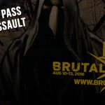 Brutal Assault – drugi konkurs, do zgarnięcia bilety