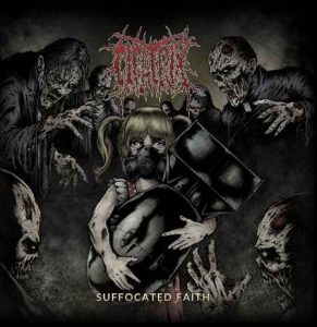 Cicatrix Suffocated Faith