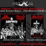Putrid Cult wypuszcza split Abigail i Nocturnal  Damnation
