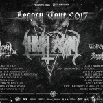 Legacy Tour 2017: Christ Agony, Thy Worshiper, Ragehammer; Rzeszów, Klub Vinyl; 02.02.2017