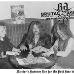Master's Hammer na Brutal Assault !!!