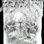 """""""Metal Zza Krat"""" 'zine #1"""