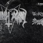 Legacy Tour: Christ Agony, Thy Worshiper, Ragehammer; Wrocław, Klub Firlej; 27.01.2017