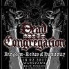 Dead Congregation, Kingdom, Relics Of Humanity; Klub Pogłos, Warszawa; 18.02.2014