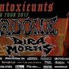 Morbid Intoxicunts Tour: Chaos Synopsis, Terrordome, Dira Mortis, Inverted Mind, Outset; Rzeszów, Klub Vinyl; 02.04.2017