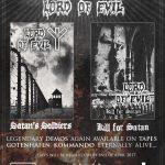 Demówki Lord of Evil na kasetach