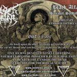 Ostatnia EPka Black Altar na kasecie