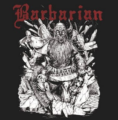 "Barbarian ""Barbarian"""