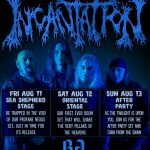 Incantation 3x razy na Brutal Assault