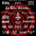 Under The Black Sun Festival, 20th Annivesary; 29.06-01.07; Festkuhle in Braedikow, Niemcy;